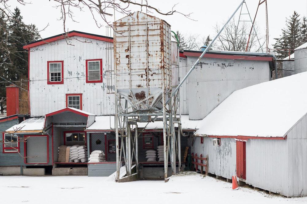 Arva Flour Mills, London, Ontario