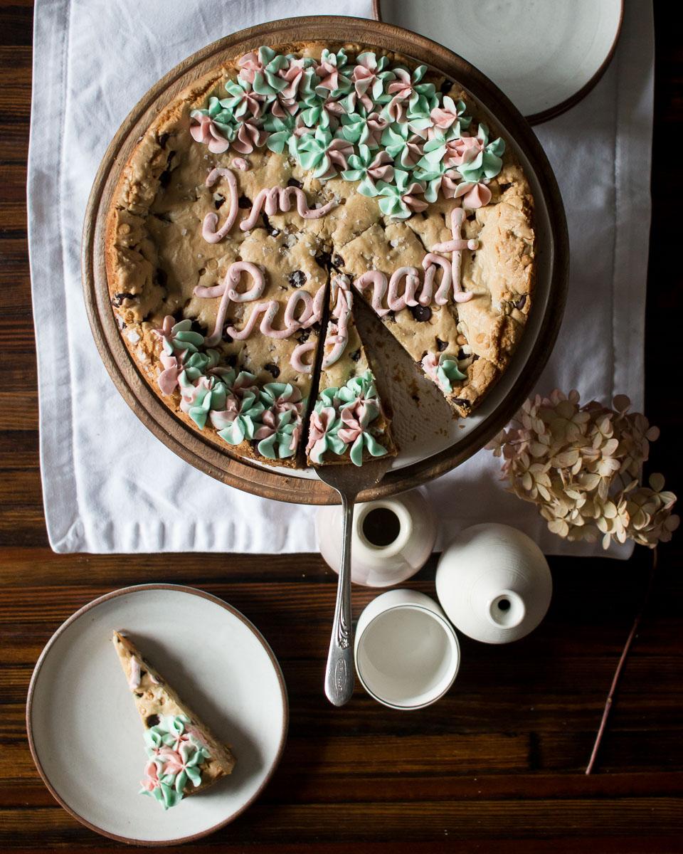 Cookie Cake | Linden & Lavender