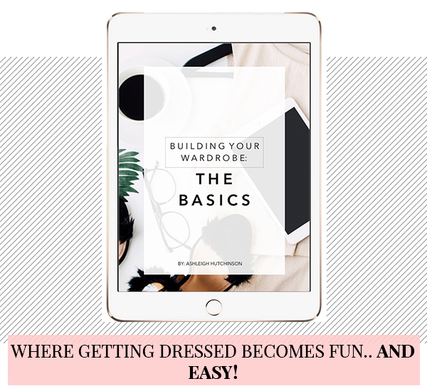 Building A Wardrobe: The Basics eBook