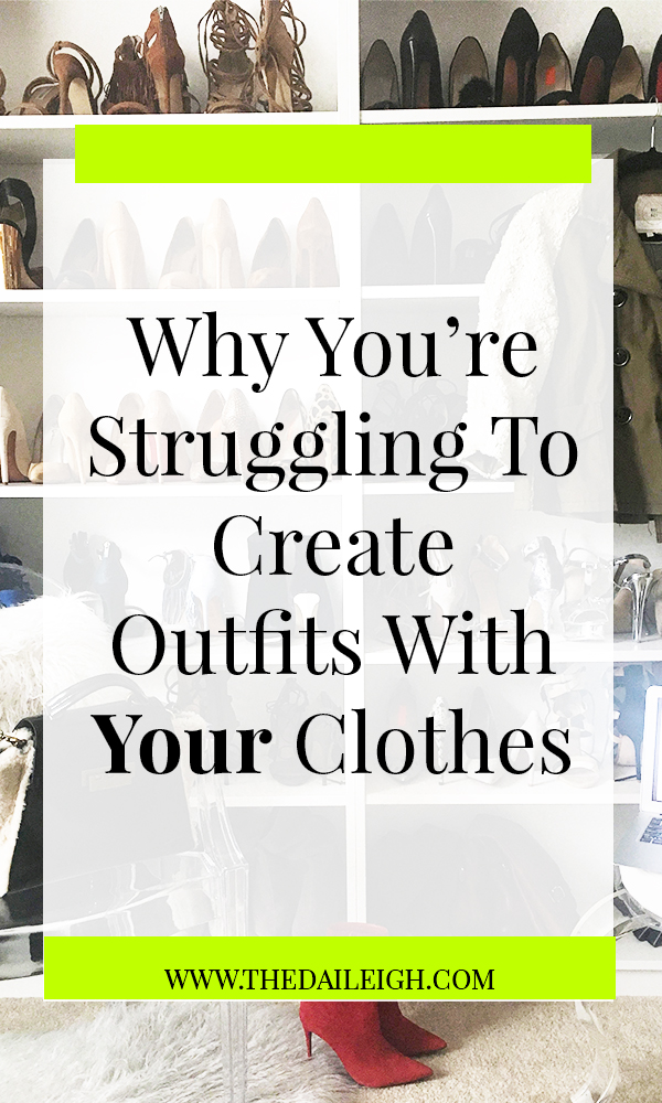 How To Create Outfits With Your Clothes