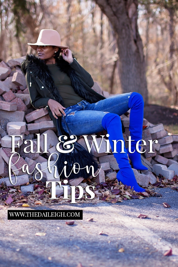 Fall and Winter Wardrobe Staples