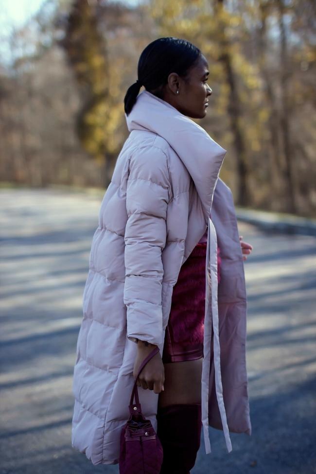 Puffer Coat Winter Trend