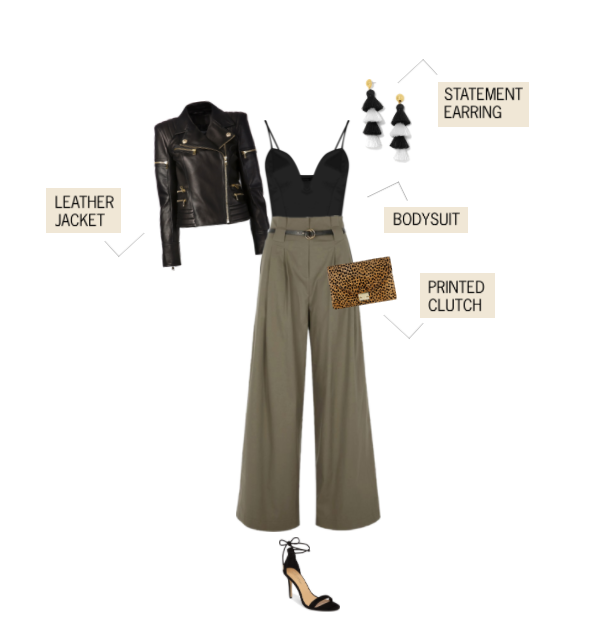 How To Style Wide Leg Pants