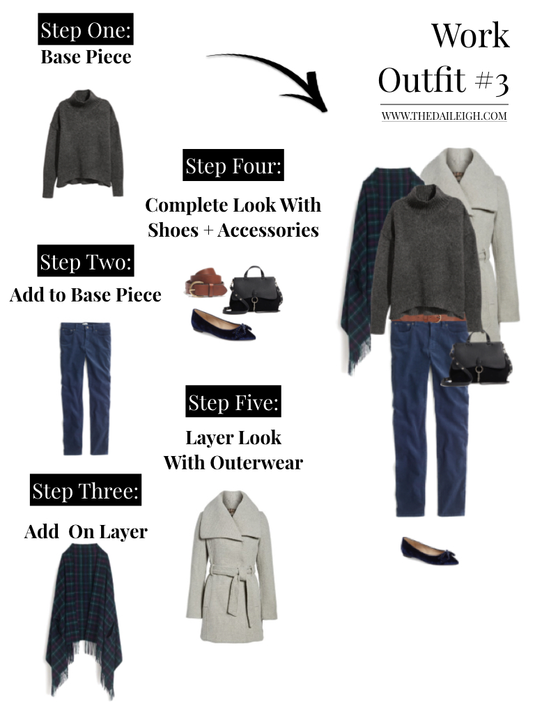 How To Layer Clothes for Work