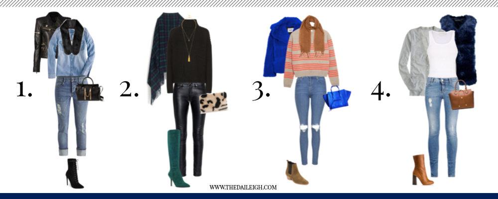 Faux Fur Outfit Ideas