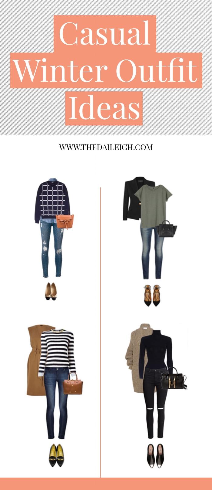 Running Errands Winter Outfits