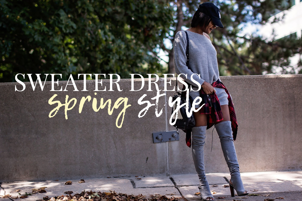Sweater Dresses For Every Age