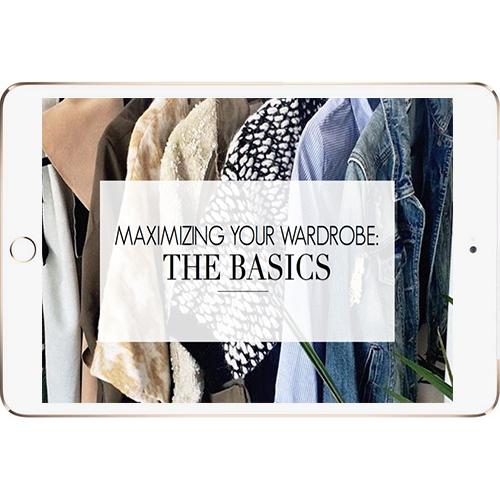 Maximize Wardrobe