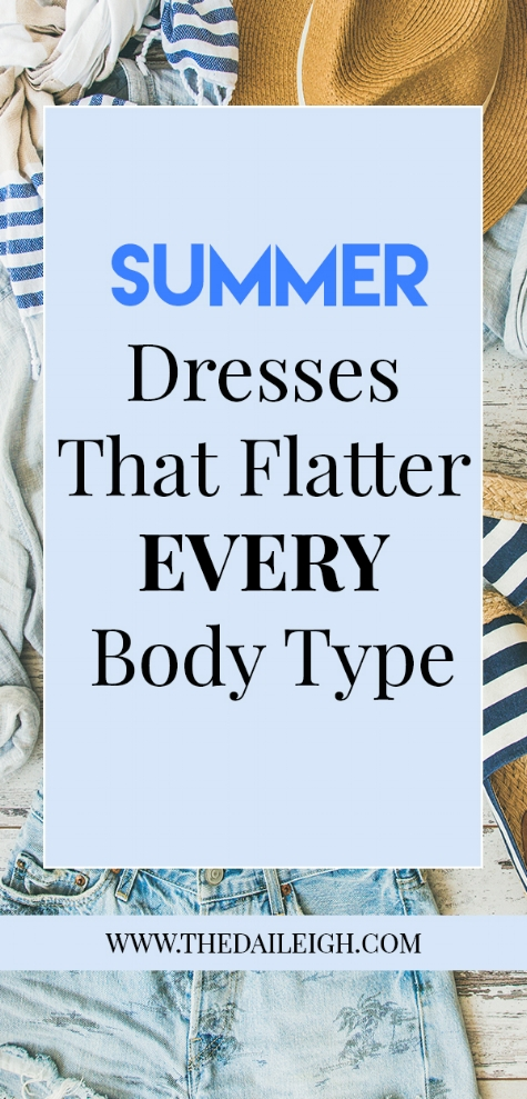 Summer Dresses That Flatter Every Body Type