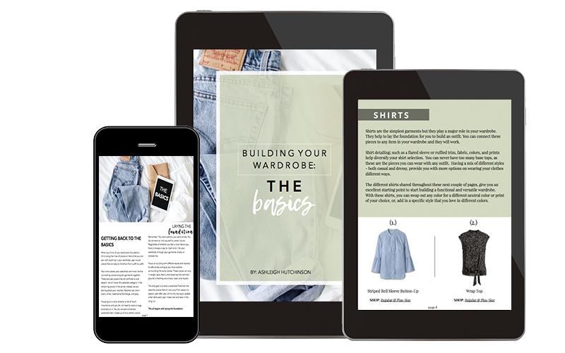 Wardrobe Basics (Classic Style)