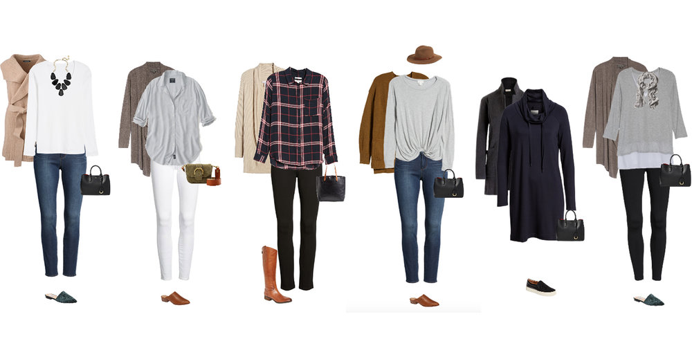6670669ebda This eBook provides you with the basic pieces you can wear throughout the  season and coordinate with different fall items in your closet. Below are a  few ...