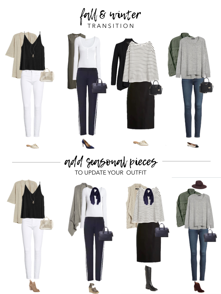 7ad4000534e9 This eBook provides you with the base pieces to create endless outfits that  will work during any season.