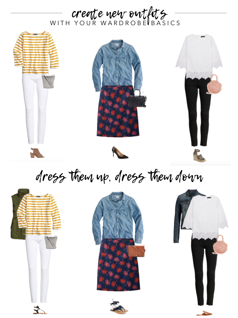 a7b4af2d4 Be able to turn your favorite pieces, those one-time wears and everything  you have been struggling to style into a mix of casual and dressy outfits: