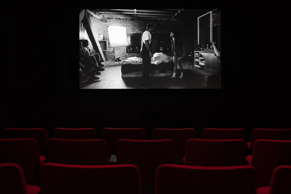 © Elise Rasmussen, Variations (2013). Vue de l'exposition. Photo : Marilou Crispin.