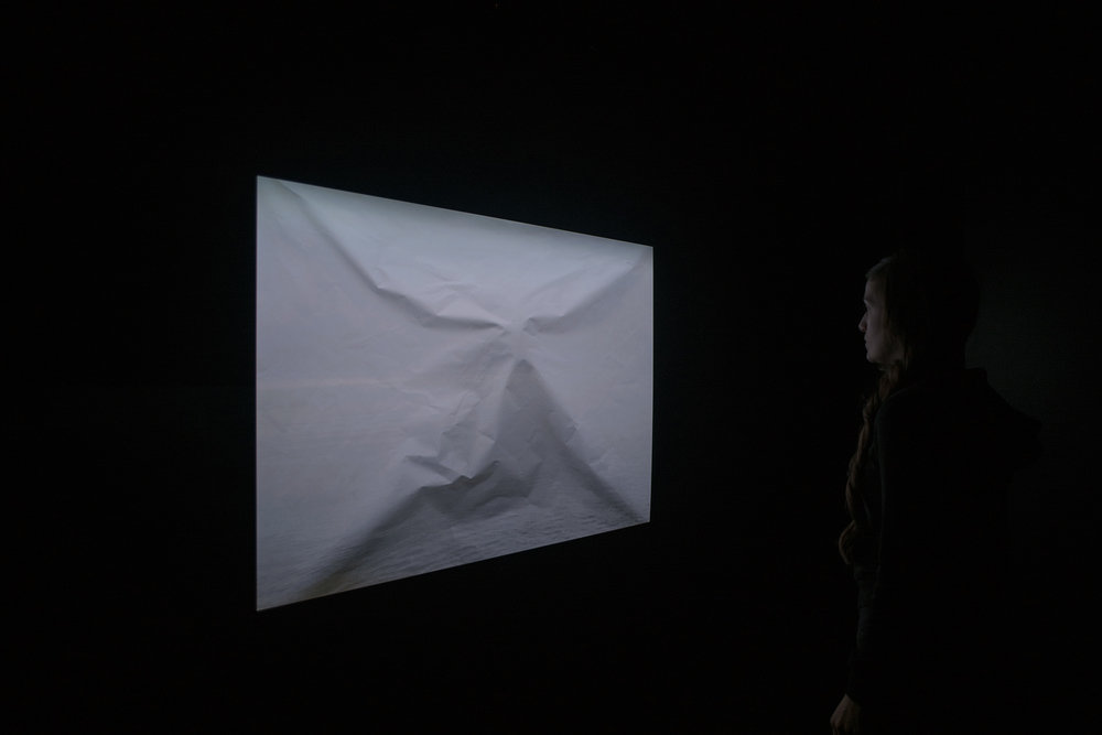 © Léna Mill-Reuillard, Machinari (2015). Vue de l'exposition. Photo : Léna Mill-Reuillard.