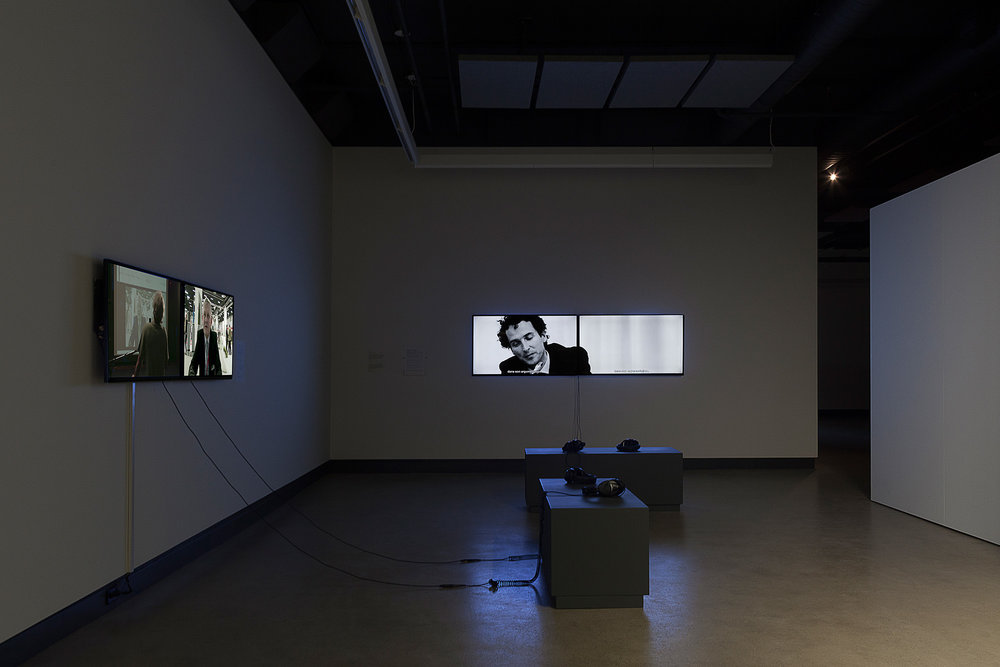 © Gabriela Löffel, vue de l'exposition. Photo : Marilou Crispin.