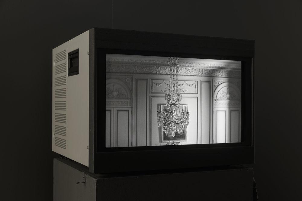 © David K. Ross, The European Rooms (2014). Vue de l'exposition. Photo : Guy L'Heureux.