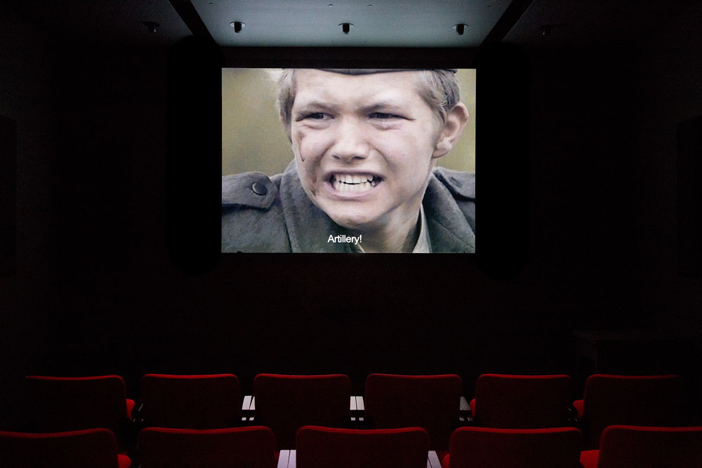 © Renata Poljak, Staging Actors/Staging Beliefs (2011). Vue de l'exposition. Photo : Sara A. Tremblay.