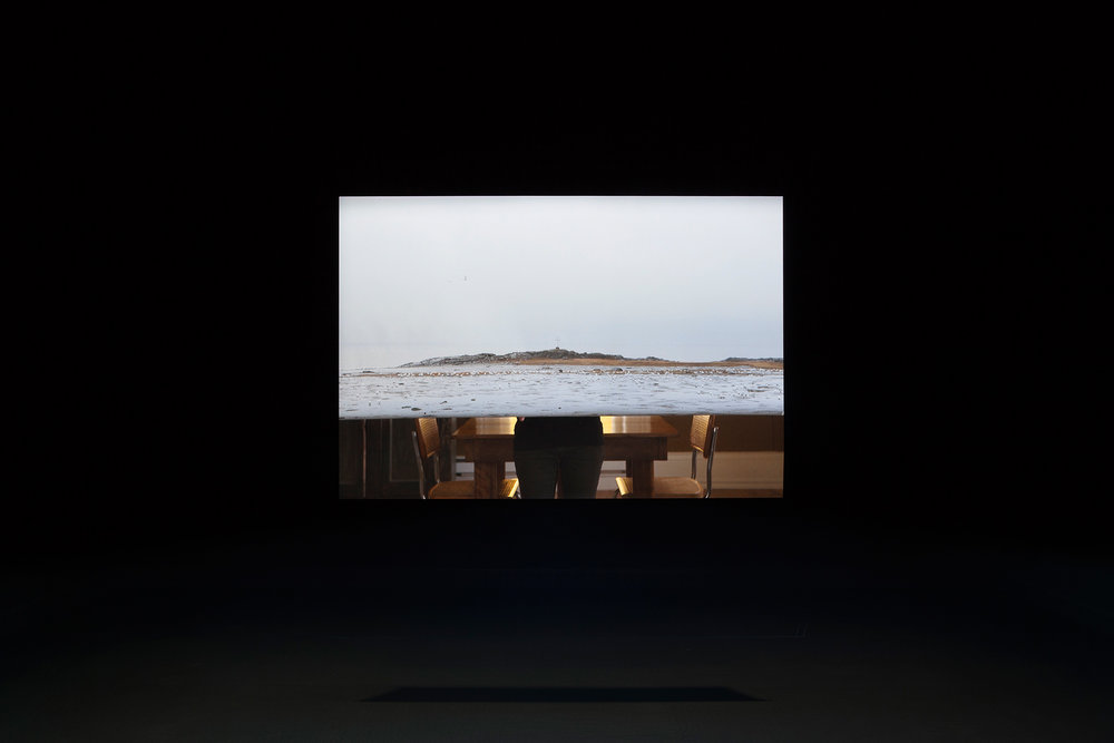© Léna Mill-Reuillard,  Machinari  (2015). Vue de l'exposition. Photo : Marilou Crispin.
