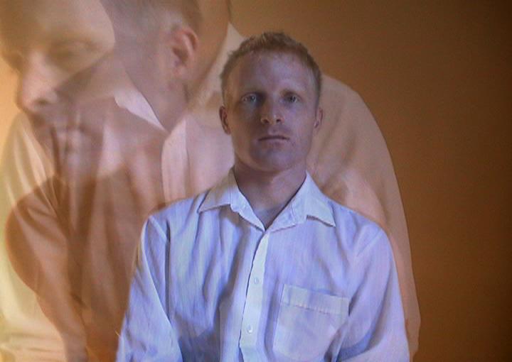 © Owen Eric Wood,  Self Portrait (2004).