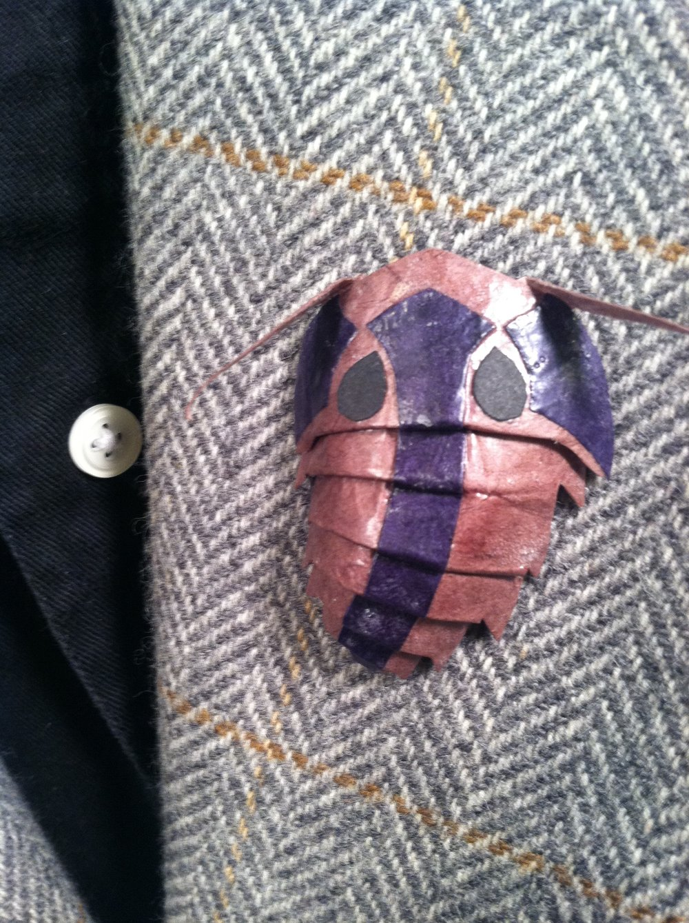 trilobite pin
