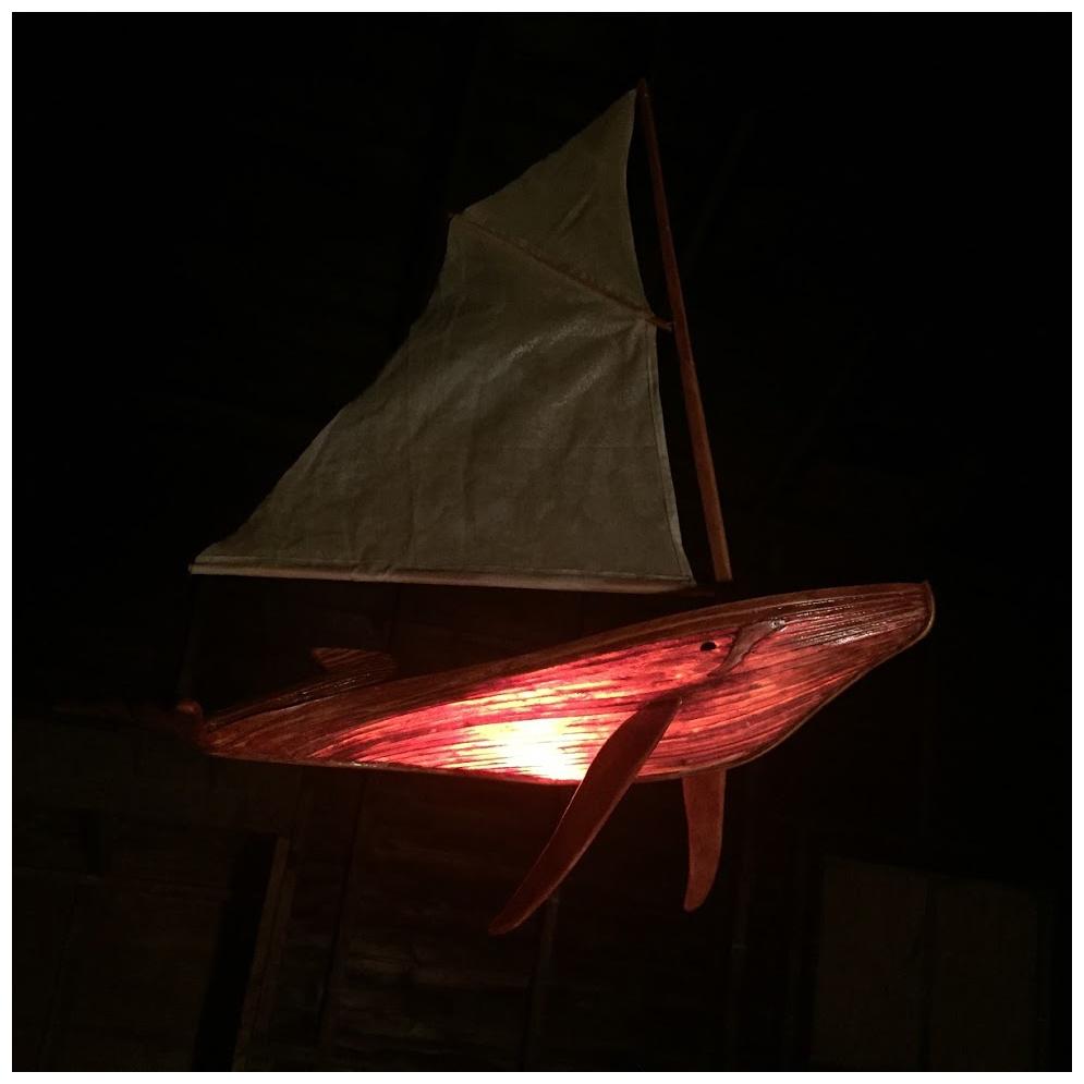 whaleship lantern, 2016