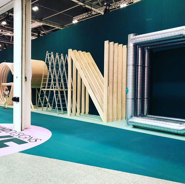 Another great weekend of design #granddesignslive #exhibitiondesign