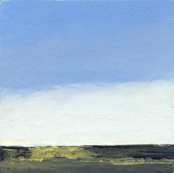 Blue White Sky