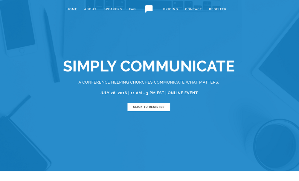 Simply Communicate Conference