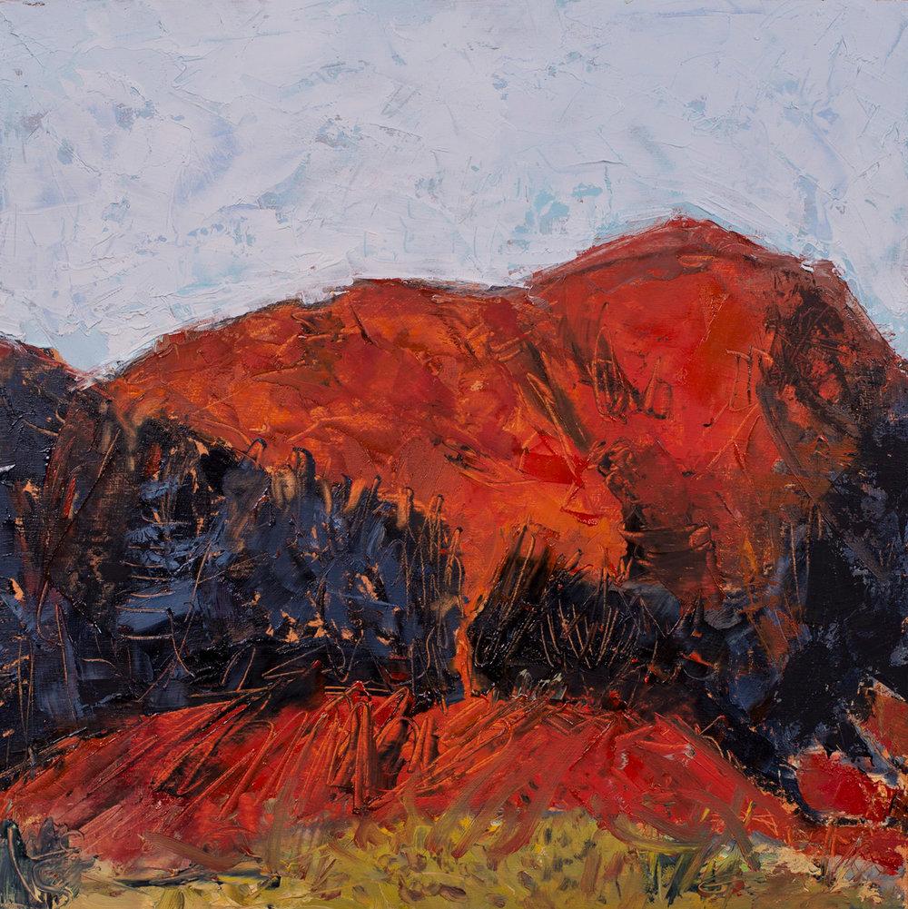 #4 12x12 oil paint