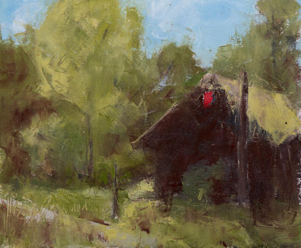 #5 oil paint