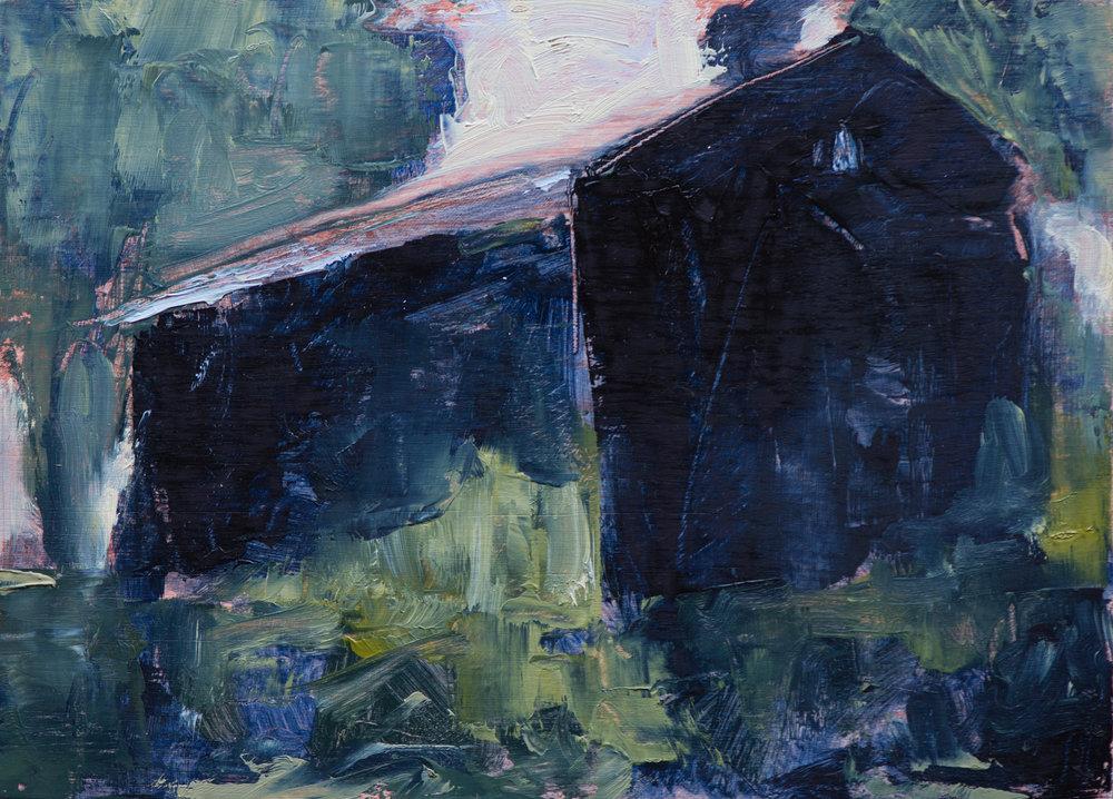 #9 5x7 oil paint