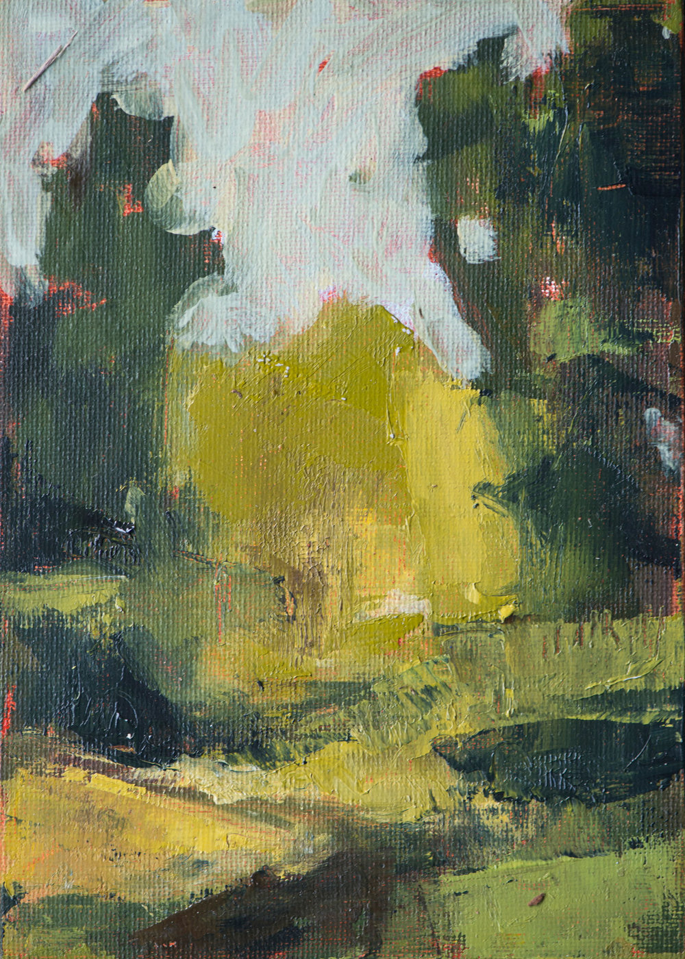 #11 5x7 oil paint