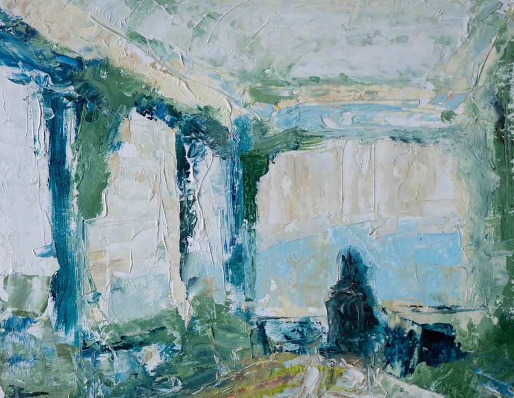 #15 oil paint