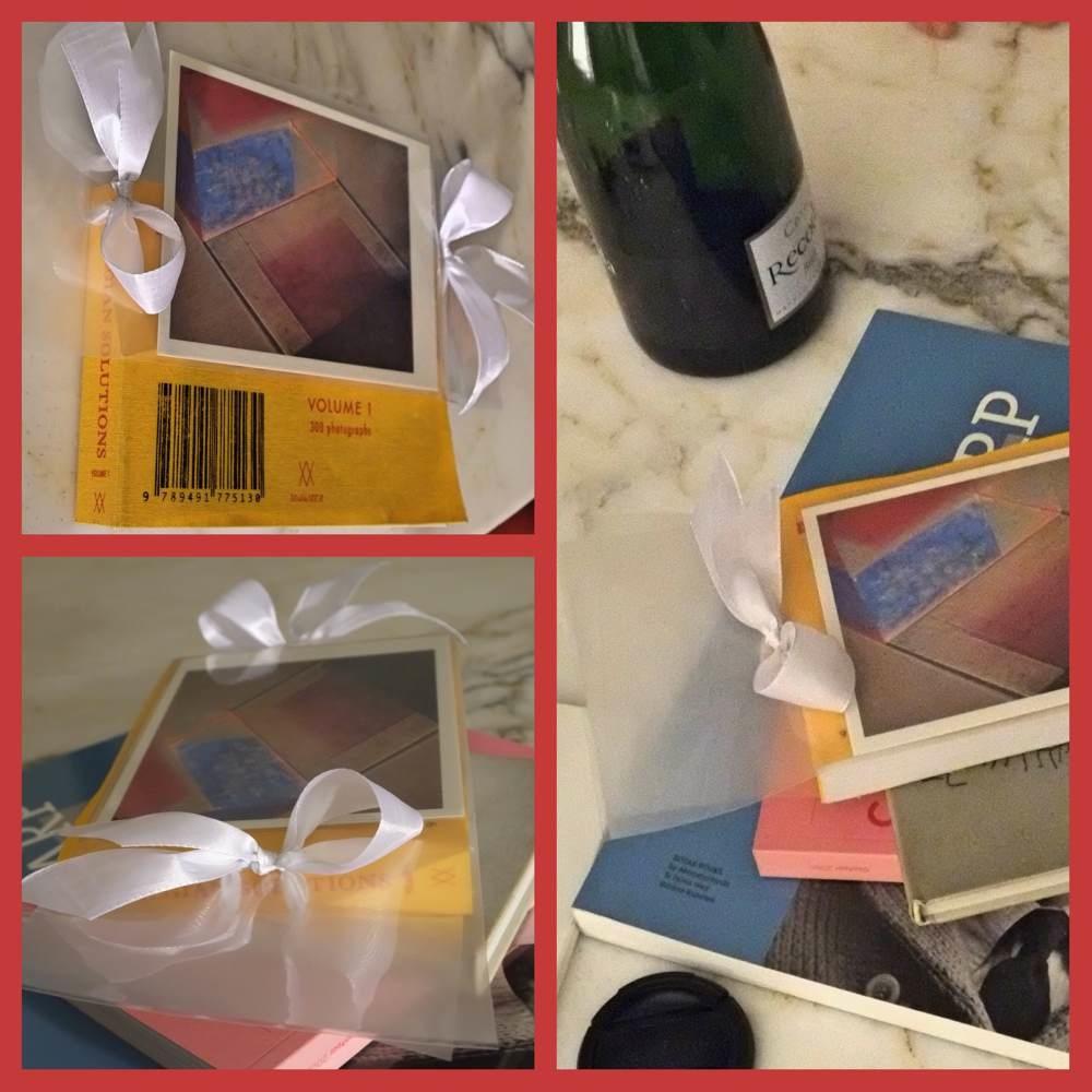 Een geschenk is niet steeds verpakt in papier.
