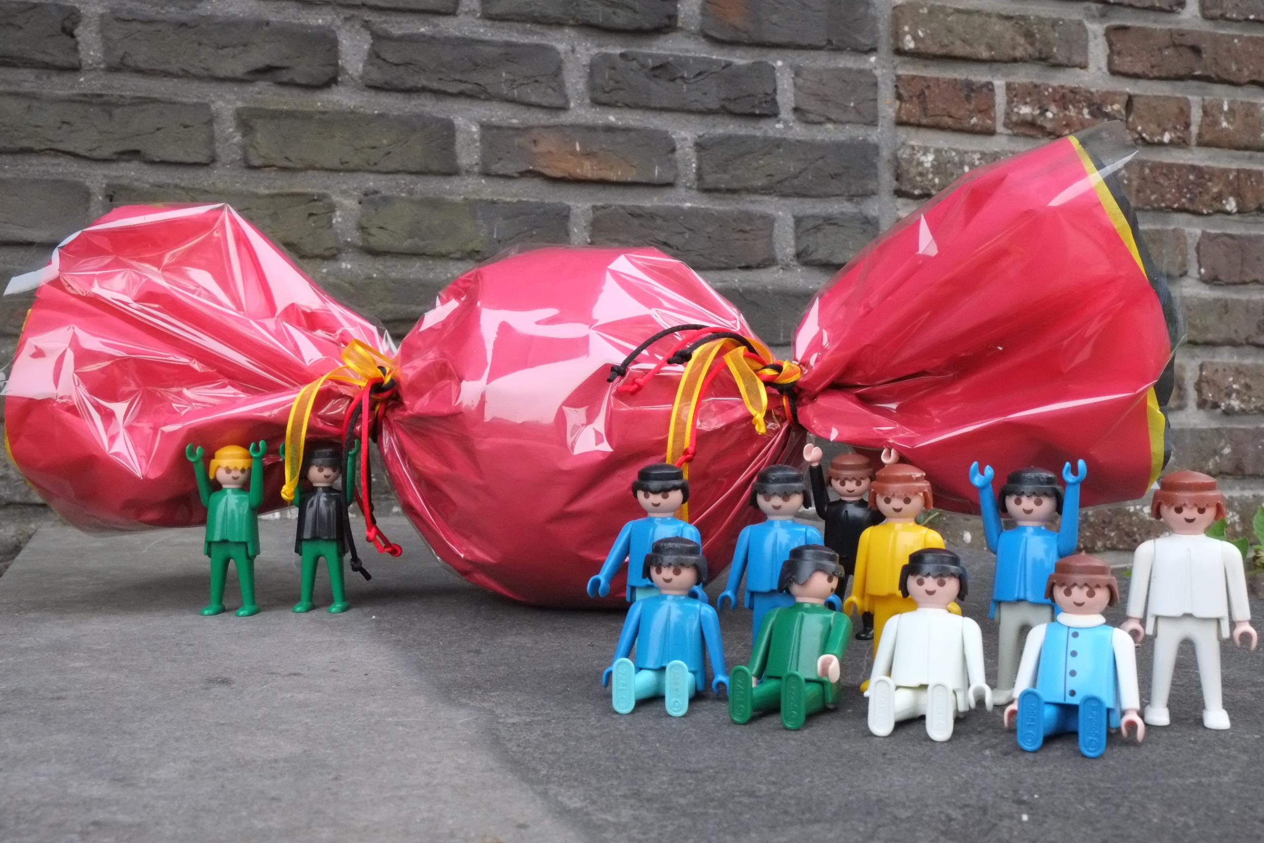 WK Rode Duivel Verpakking