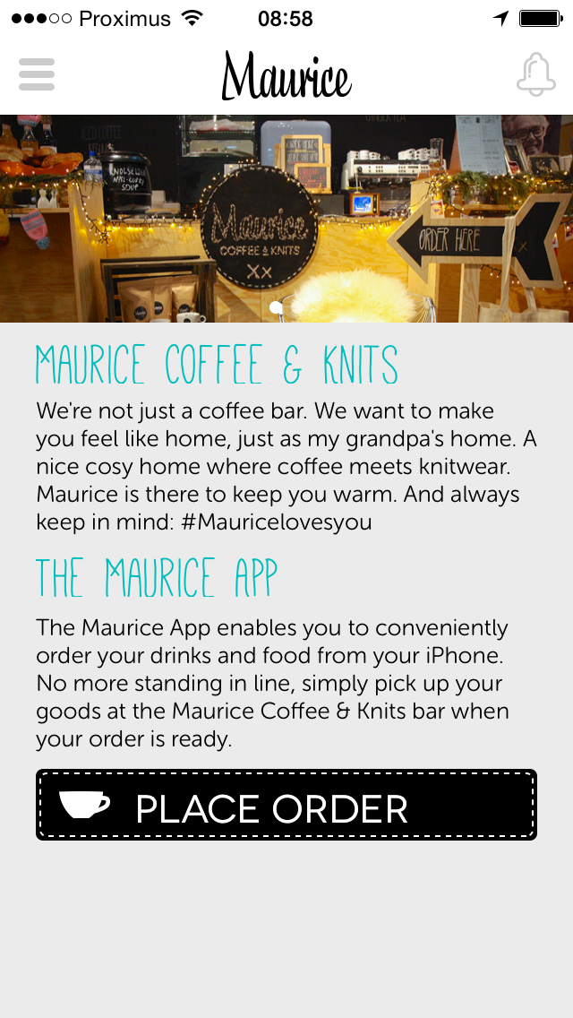 maurice order app2392
