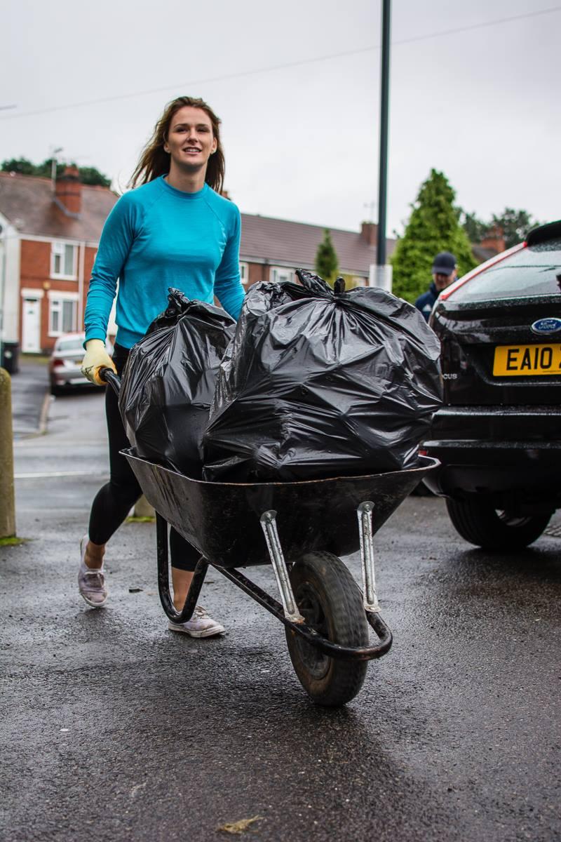 Plastic Patrol Lizzie Carr