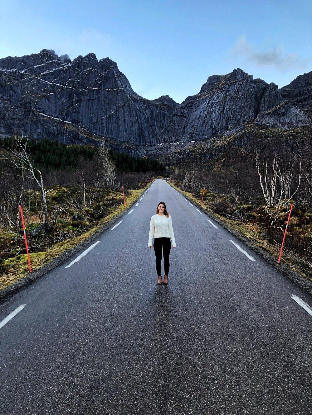 Nusfjord Lofoten Islands