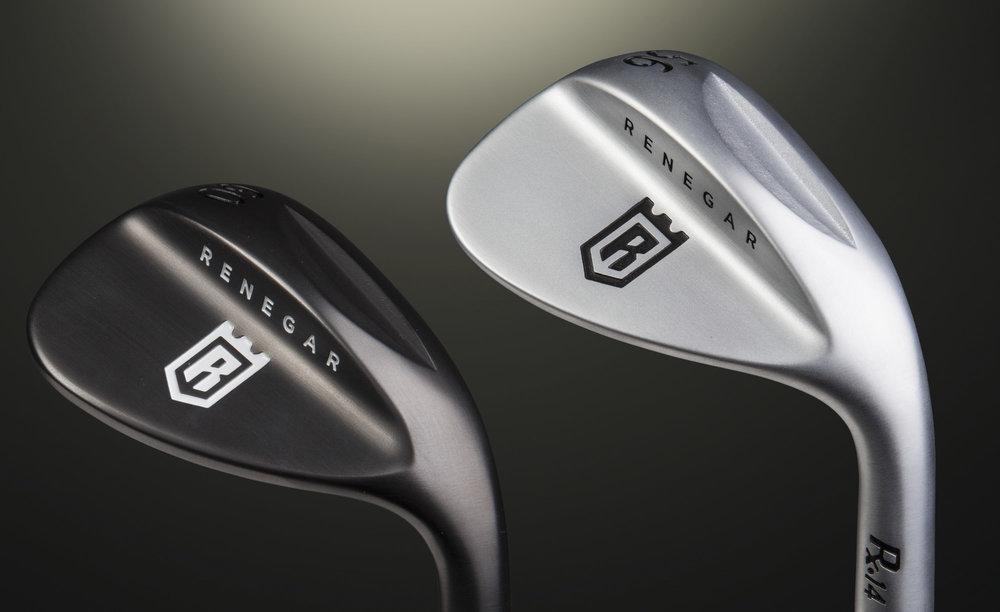 Golf putters made by Renegar