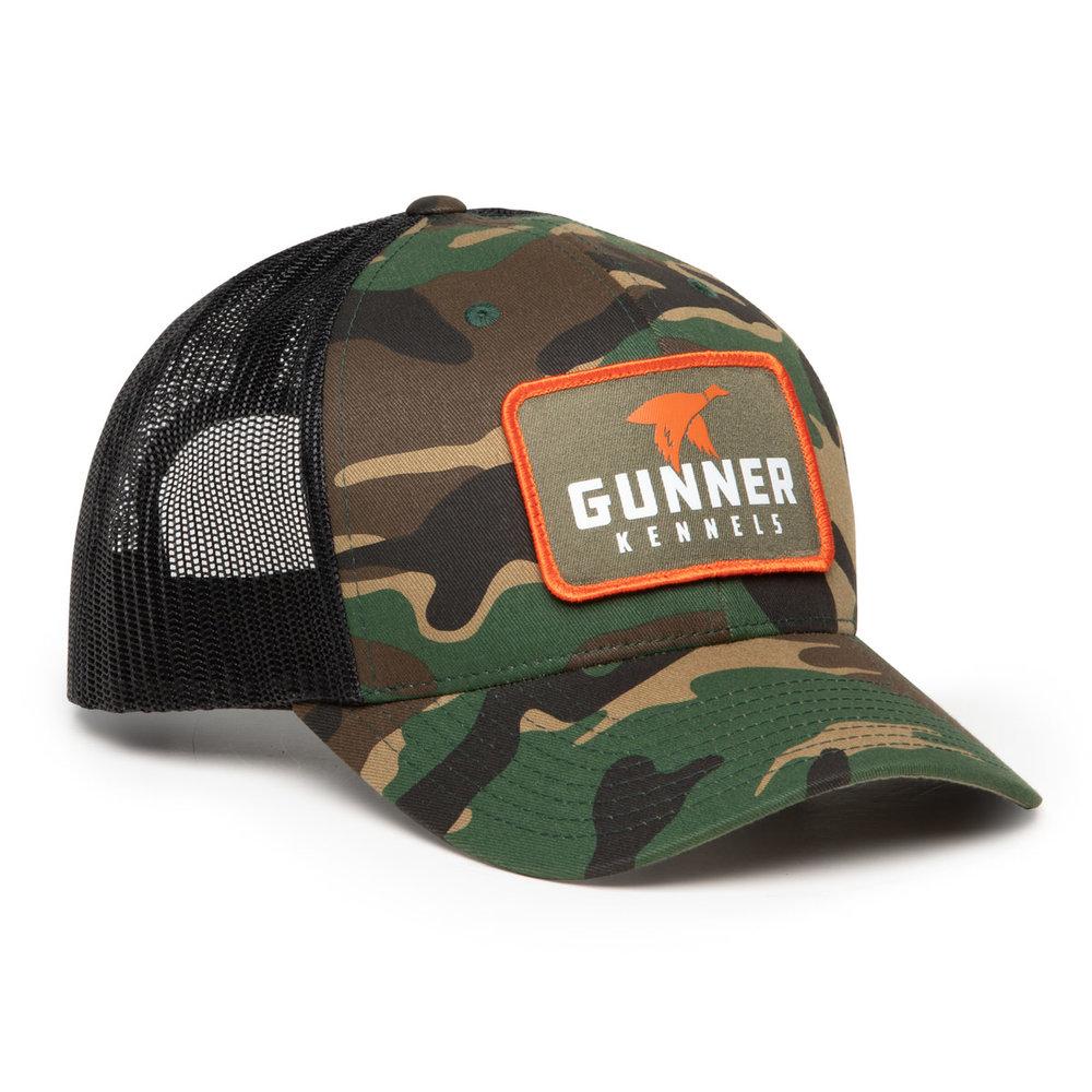 Gunner Kennels Camo Hat