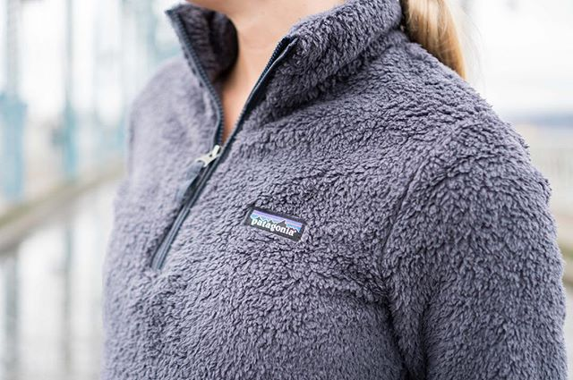 Get cozy after your workout in a Patagonia Los Gatos pullover jacket! The name says it all, this thing is SOFT. Come check it out! #FollowMeToFastBreak #WorkoutWednesday