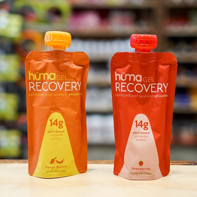 Make sure to replenish your body properly after tough workouts. Check out the new Huma Gel Recovery smoothies!#followmetofastbreak