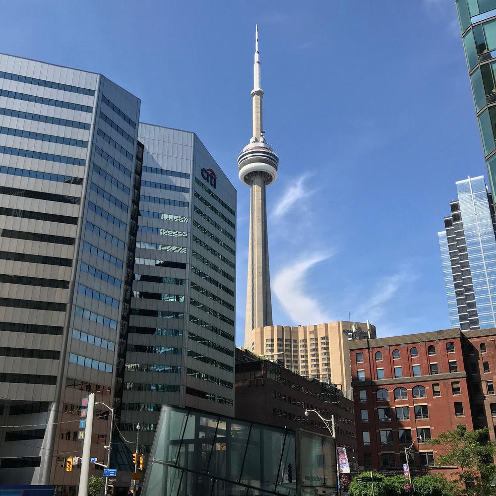 Toronto - Canada 1969 - 1989