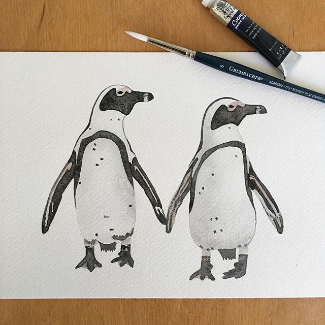 Just because I ❤️penguins!