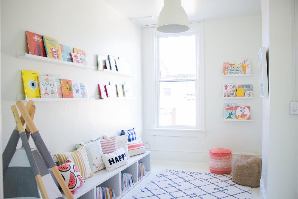 Katie Holman Interiors | Chrysalis Preschool