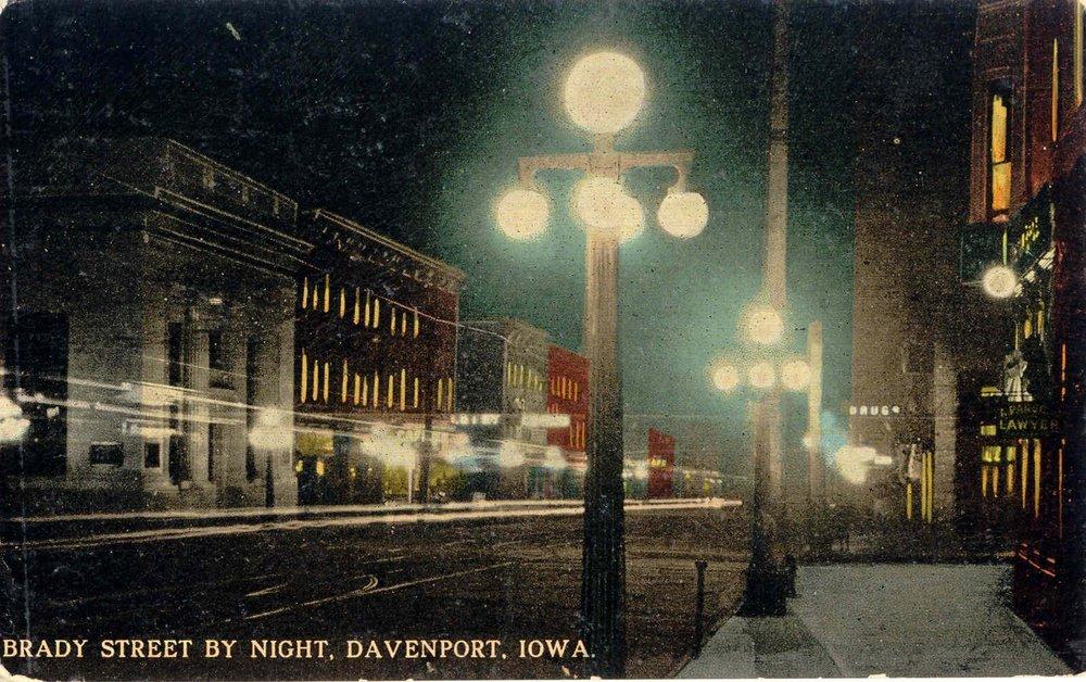 Postcard, 1910