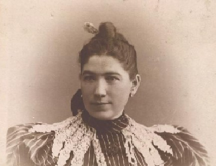 Undated photograph of Bridget E. Sheehan Nixon