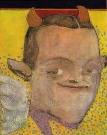 From the cover of Yo Bix, tú Bix, él Bix by Hermenegido Sábat, a book of caricatures published in Buenos Aires in 1972