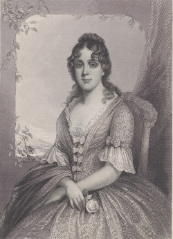 Martha Jefferson Randolph (Courtesy of University of Virginia Special Collections)